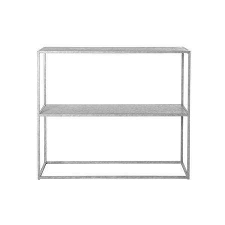 Domo design Domo Outdoor/Indoor Sideboard Small - Varmförzinkad