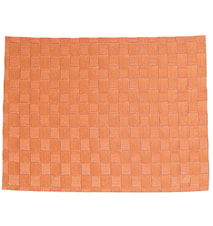 Tablett Kork Orange 40x30 cm