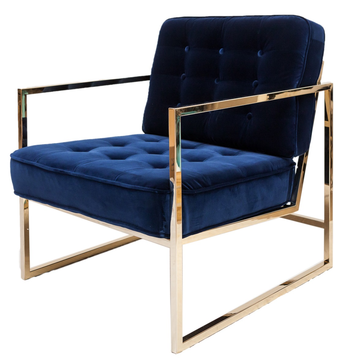 Fiona Chair brass