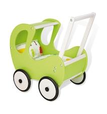 Hugo gåvagn - Grön