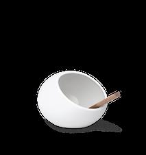 Saltkar, porselen