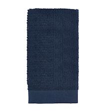 Handduk Classic Mörkblå 100x50cm
