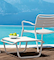 Ocean coffeetable - Vit