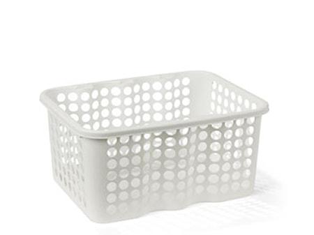 Nordiska Plast Rondo Muovikori Valkoinen 6 L