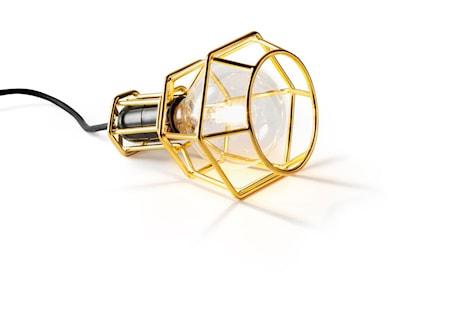 Work Lamp Guld