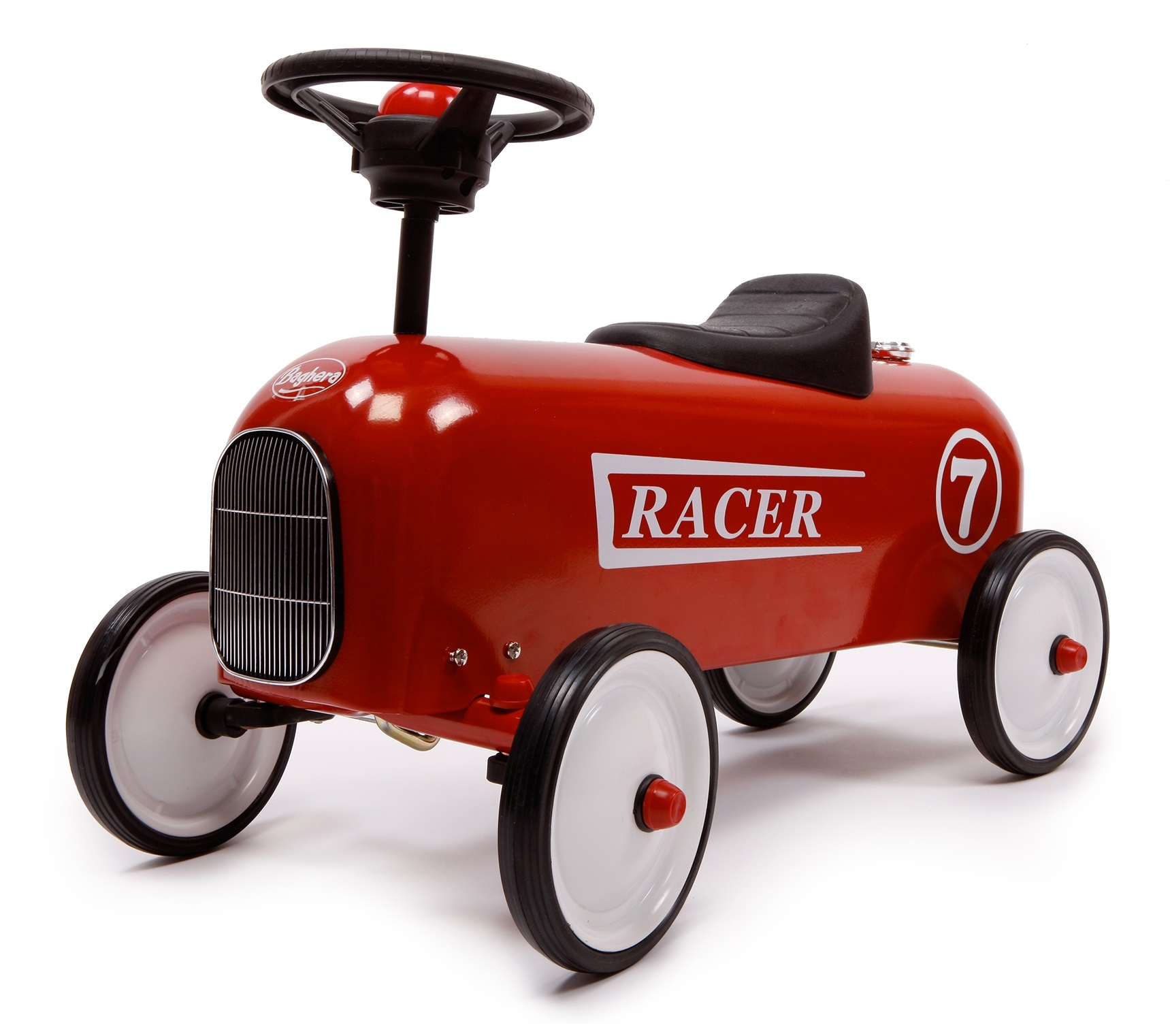Racer red sparkbil