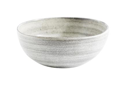 MUUBS Skål Swift Grå Keramik 6,5x16 cm