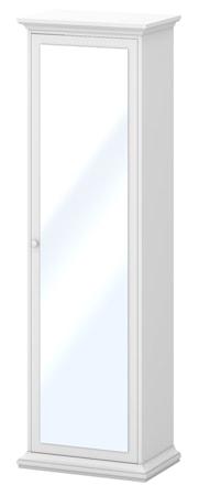 Bild av Tvilum Paris garderob med spegel