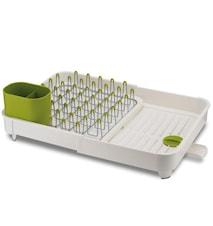 Extend diskställ vit/grön - 32-52,5 cm