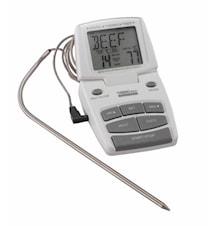 Digital Matlagningstermometer med timer