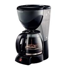 Kaffetrettter Svart 1,5 L
