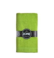 Handduk Basic Lime 70x50 cm