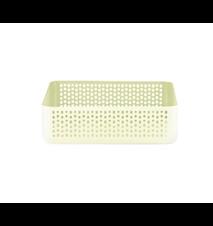 Nic Nac Oppbevaring Lime 22,5x22,5x6 cm