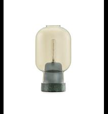 Amp Bordslampa Guld/Grön
