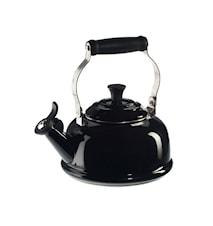 Kusmi vattenkittel m/vissla 1,7 L Black