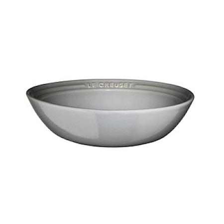 Le Creuset Djup tallrik 18 cm - Mist Gray