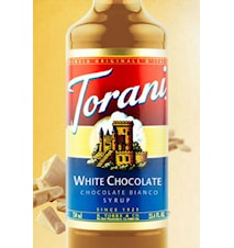 White Chocolate Syrup 375 ml -