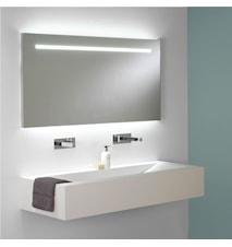 Flair spegel med belysning