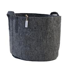 Odlings/förv.säck d50 h40 cm grå