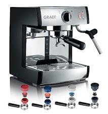 Espressomaskin Pivalla Komplett