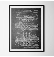 51 Patent poster - 40x60