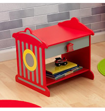 Fire hydrant toddler side table