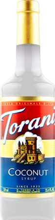 Torani Coconut syrup