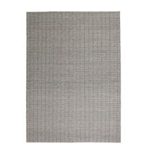 Tanne matta – Grey/white