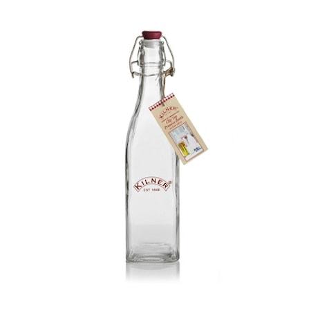 Flaske med forsegler
