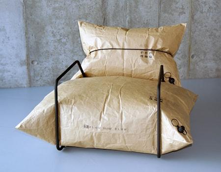 Blow Paper Armchair