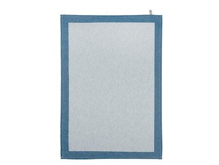 Södahl Kökshandduk Blå ram 50x70 cm