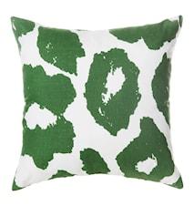 Cleo grön kudde - 2-pack