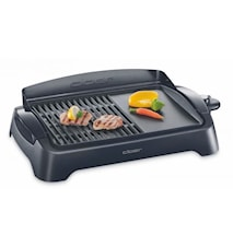 Barbecue Grill med Stekeplate