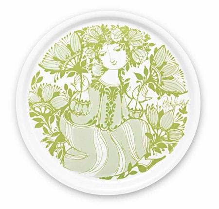 Bakke, Amelia, grøn, Ø31 cm