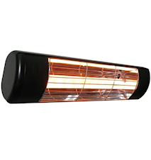 Heatlight Quartzvärmare HLW20 svart