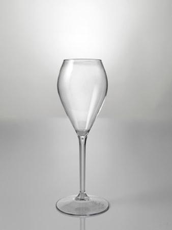 Lounge- Champagneglas i akryl
