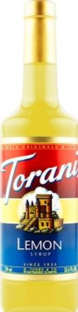 Torani Lemon syrup