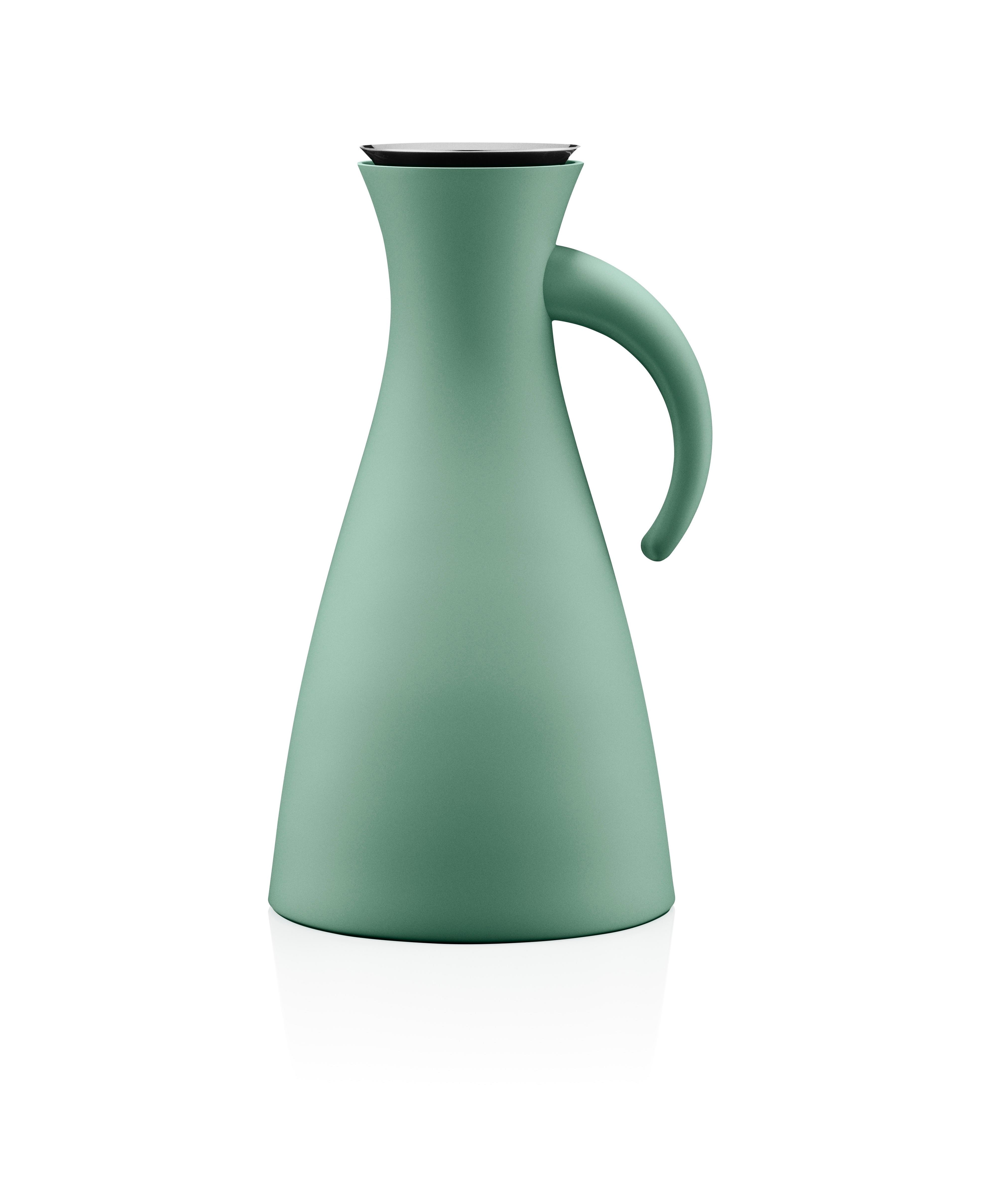Termoskanna 1 liter Granitgrön