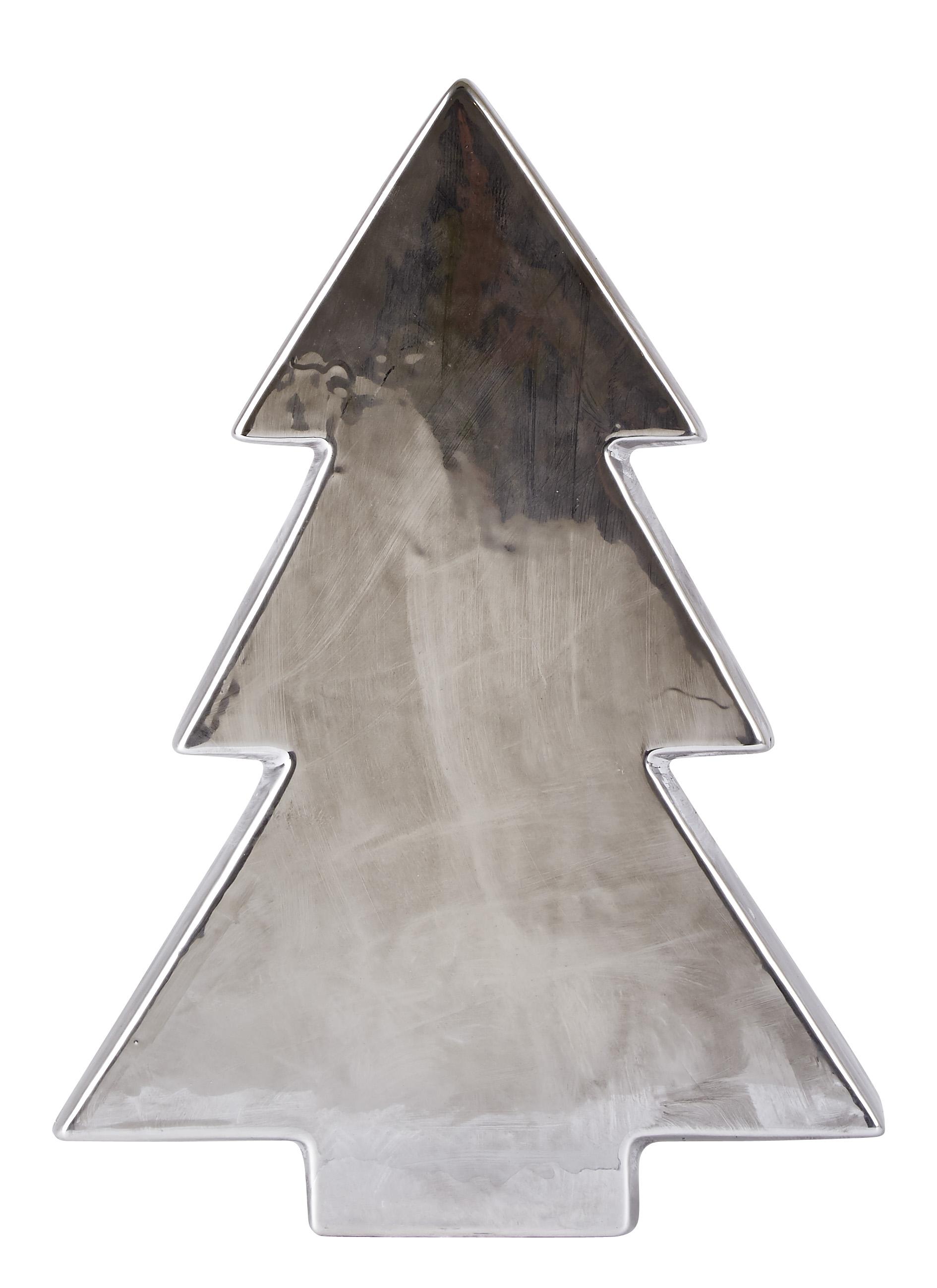 Figur Keramik Silver 32 cm