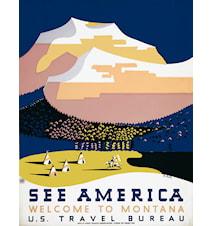 See Amerika Halls poster