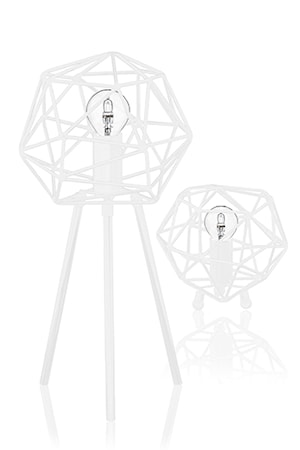 Bild av Globen Lighting Bordslampa Diamond Vit