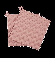 HOLD-ON grydelap, 2 stk - rosa