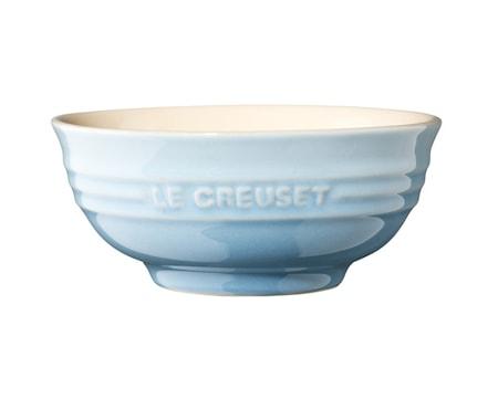 Le Creuset Müsliskål 14 cm Coastal Blue