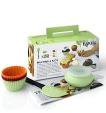 Muffins & Kids set