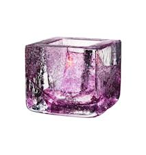 Brick Ljuslykta Violett Ø 8,5 cm
