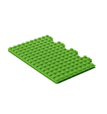 Grundplatta Twin Grön
