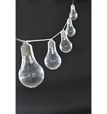 Ljusslinga Bulb 14,2 m - Vit