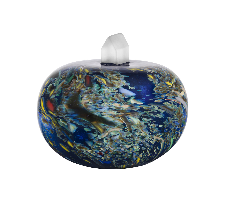 Earth Skulptur My Universe
