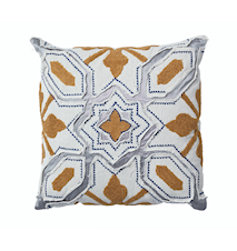 Cushion Cover Pompeji 50x50 Antique Gold