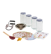KILNER 10PCE PRESERVING SET GIFT BOX